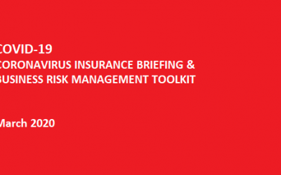 Covid19 Business Insurance Briefing and Toolkit